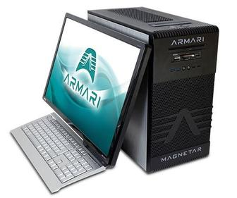 Armari Magnetar M32 workstation review