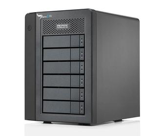 Promise Pegasus2 review: the world's first Thunderbolt 2 RAID storage