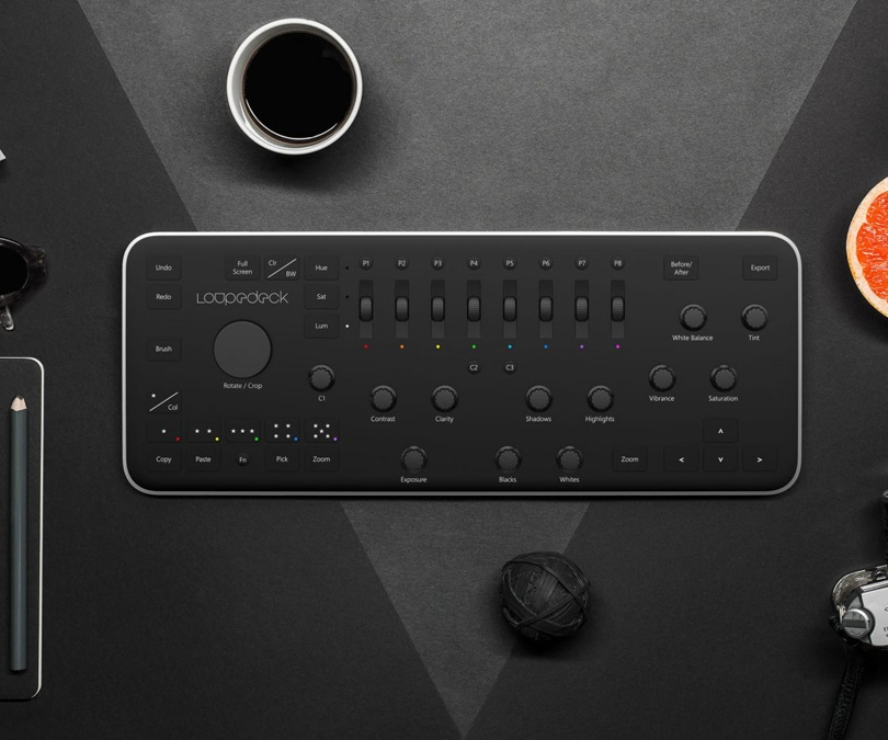 Loupedeck review: this hardware puts Adobe Lightroom's controls at your fingertips