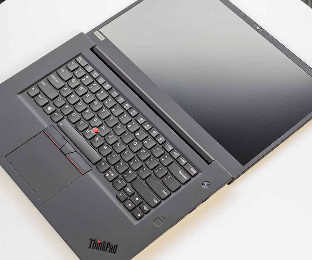 The ThinkPad P1 is Lenovo's MacBook Pro rival with a better screen and lots of design innovation