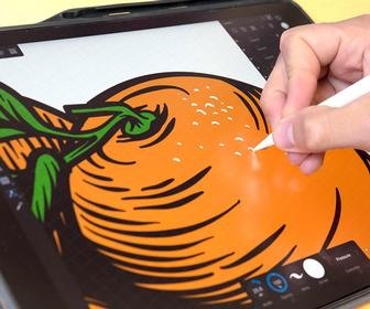 Affinity Designer for iPad review – the best vector art and design app by far