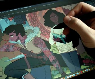 Gaomon PD1560 review – the budget tablet display that's so much less expensive than the Wacom Cintiq