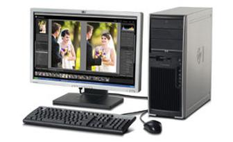 HP xw4600 review