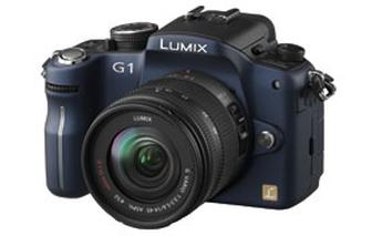 Panasonic Lumix G1 review