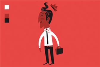 Design and animate a stylish 50s cartoon character