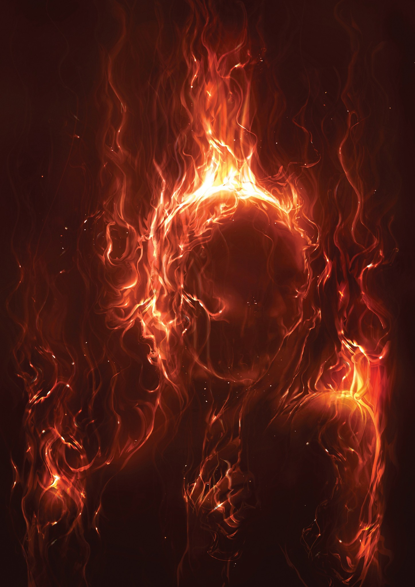 Photoshop tutorial: Paint with fire - Digital Arts