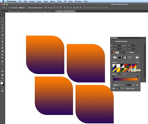 How to use Photoshop CC's new shapes tools