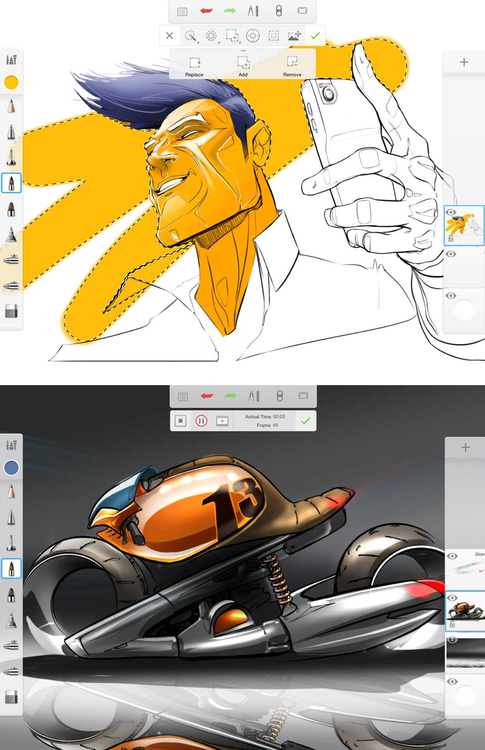 The 13 Best Apps For Drawing And Painting On Your IPad