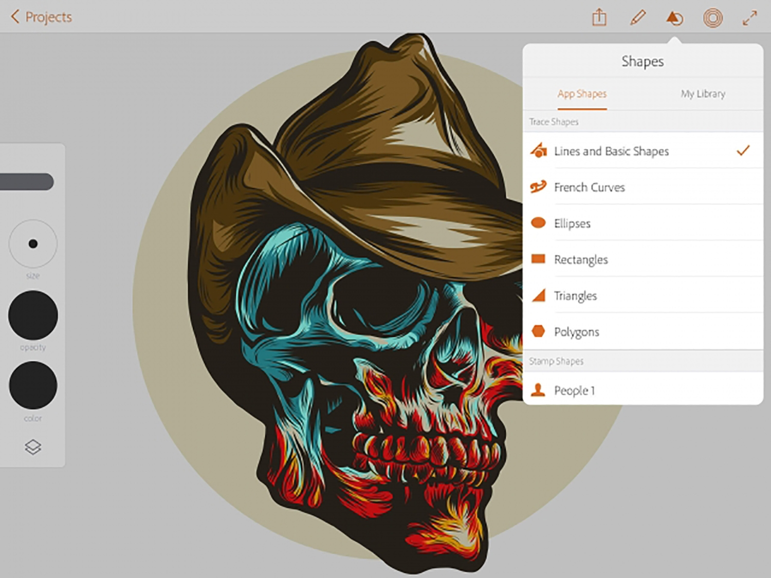 Drawing Lines With Adobe Illustrator : The best apps for drawing and painting on your ipad