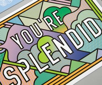 See the artwork up for grabs when MOO launched new flyers