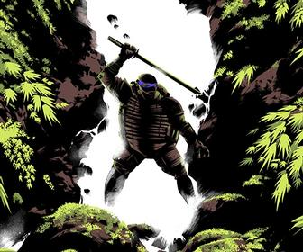 Illustrators reimagine Teenage Mutant Ninja Turtles posters for film campaign - updated