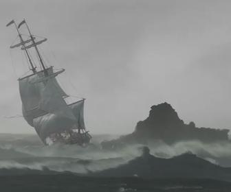 Poldark VFX: How Lexhag created the climatic shipwreck in 3ds Max and Blackmagic Fusion