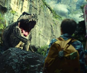 See how MPC created a land of VFX dinosaurs for Nescafé Goldblend