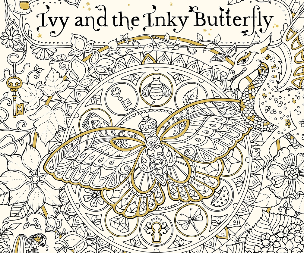 18 Best Adult Colouring In Books 2018