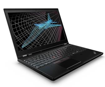 Lenovo's ThinkPad P50 and P70 are the first pro laptops with Intel's new Skylake chips