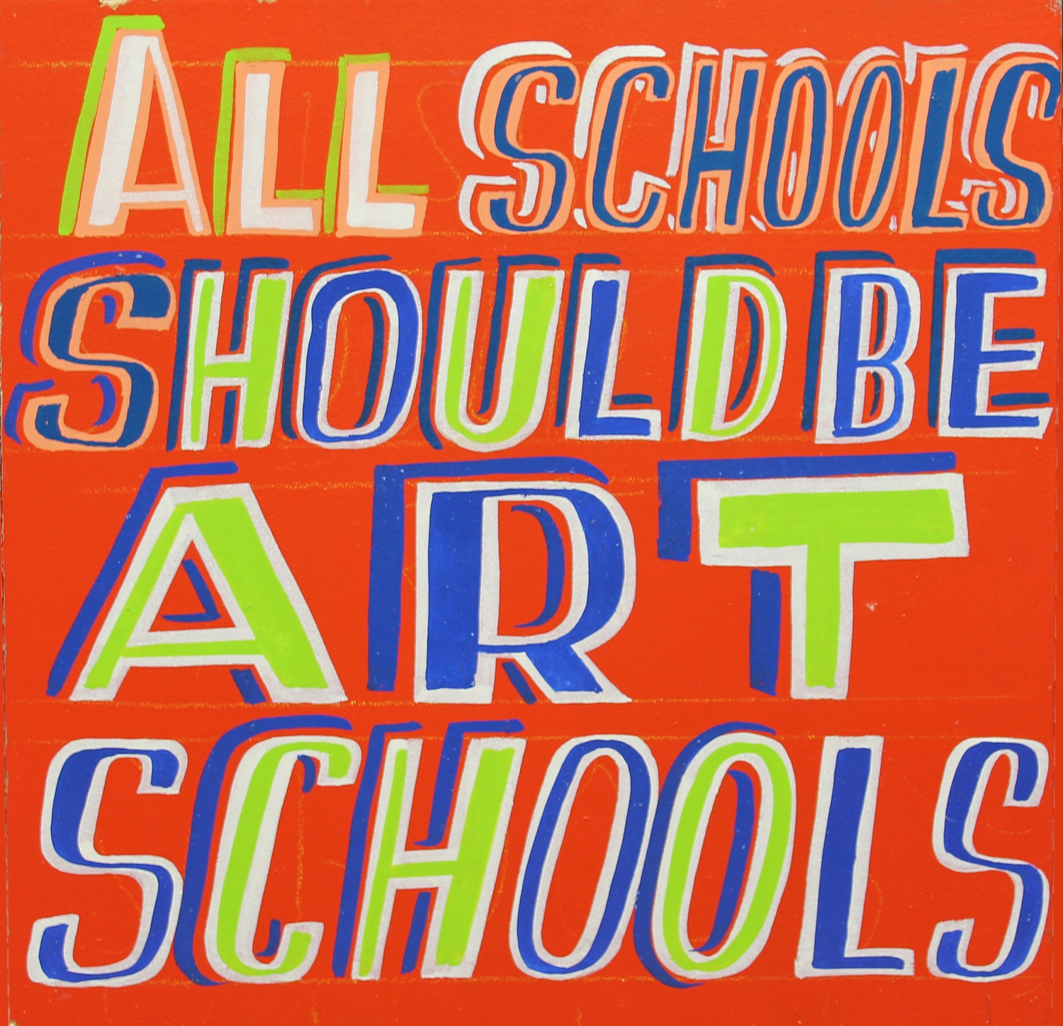 Should the arts be taught at schools?