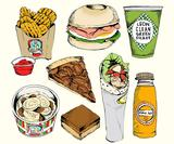 How to draw food - 20 tips from leading illustrators