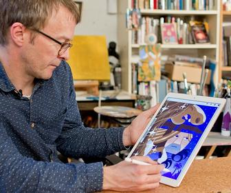 iPad Pro 12.9-inch review: Apple's first iPad that's amazing for artists (and some designers)