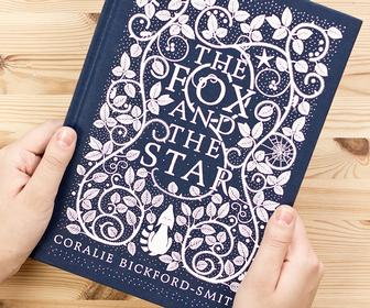 This beautiful illustrated book has won Waterstones Book of the Year 2015