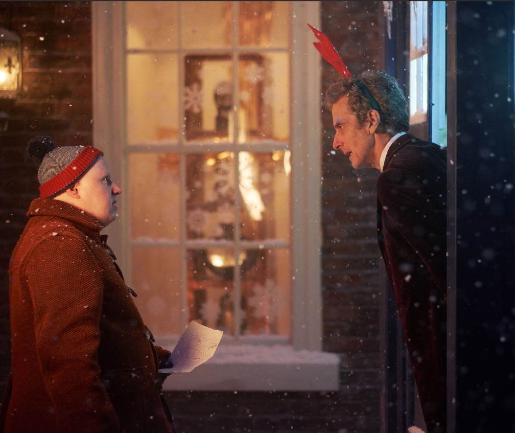 Doctor Who: Get a sneak peek of the VFX by Axis for the special Christmas day episode