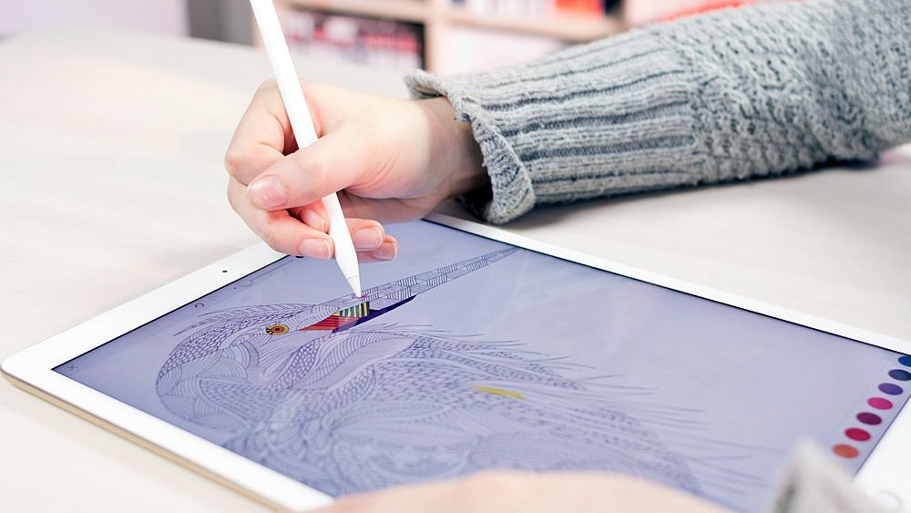 Millie Marotta tells us about drawing her colouring book iPad app as ...