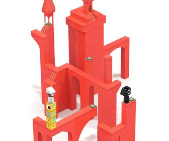This Monument Valley-themed Lego set would be amazing