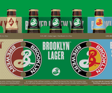 Milton Glaser's new Brooklyn Brewery packaging designs look irresistible