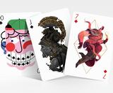 55 leading designers and illustrators designed a playing card each for this unique deck