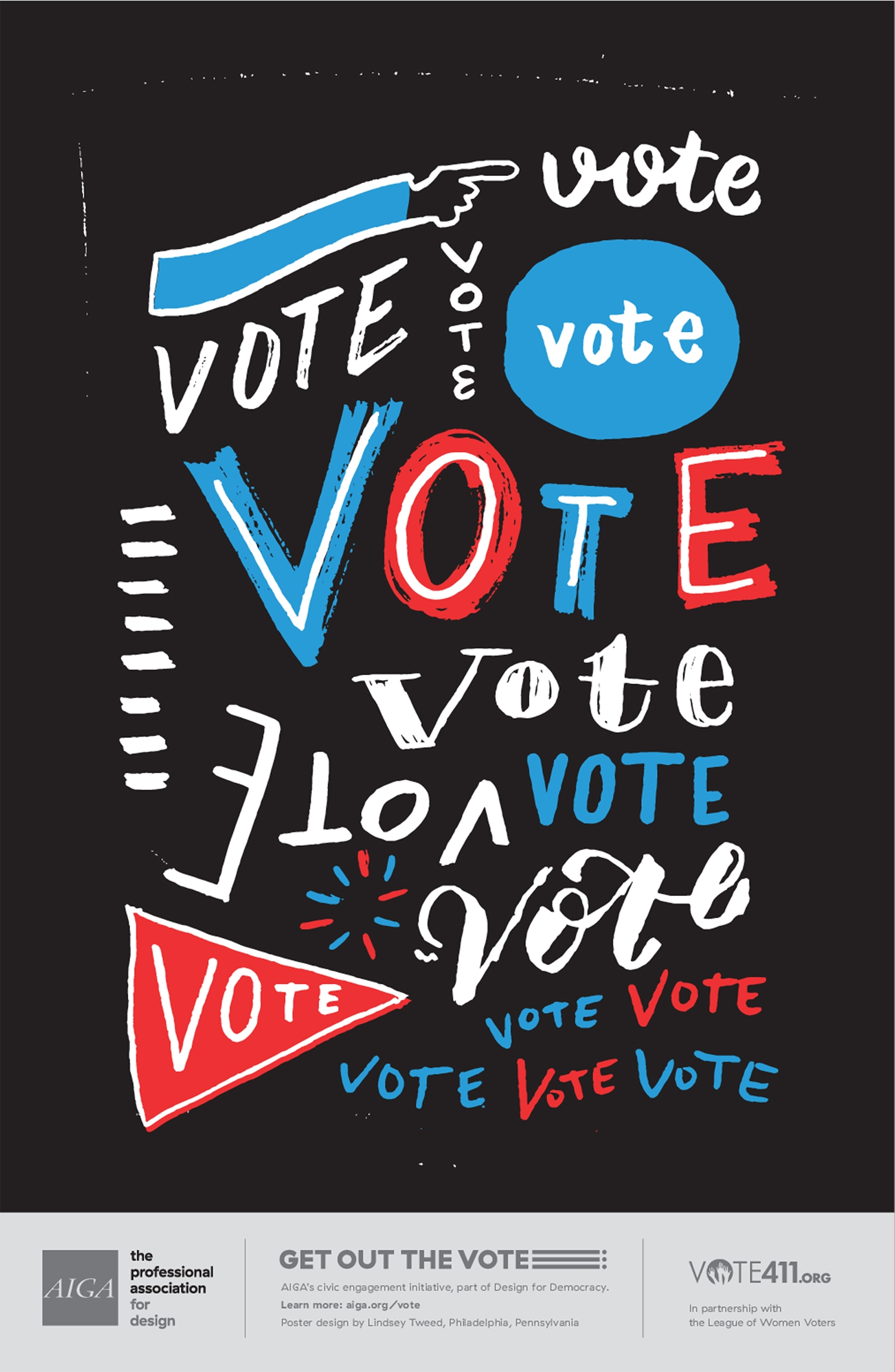 13 Wonderful Us Election Posters Designed To Inspire