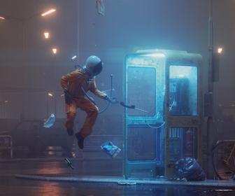 8 Amazing 3D Artworks created in Cinema 4D R18