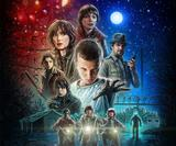 The wonderful Stranger Things poster – and the 80s cult films that inspired it