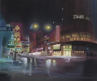 See concept art from the original Ghost in the Shell anime, Innocence, Patlabor and more