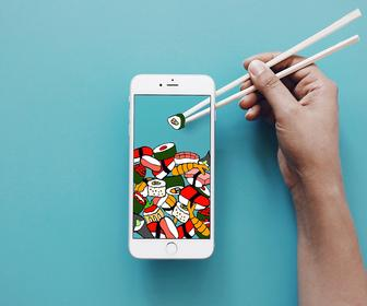 Anshuman Ghosh transforms his iPhone into unconventional artworks of everyday objects