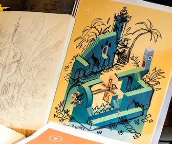 Ustwo on creating the wonderful art and design of Monument Valley 2