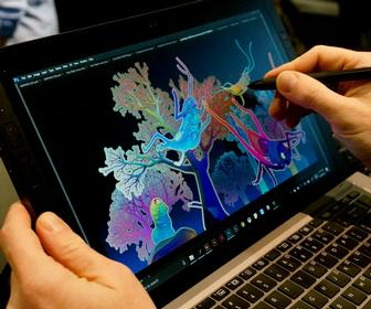 HP's new Surface Pro rival is designed specifically for Adobe-using designers and artists