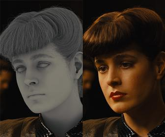 How MPC recreated Rachael for BAFTA & Oscar-nominated Blade Runner 2049