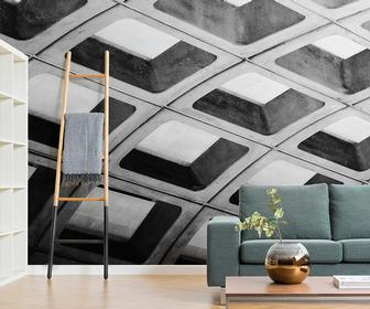 Brutalist architecture designs can now be on your wall
