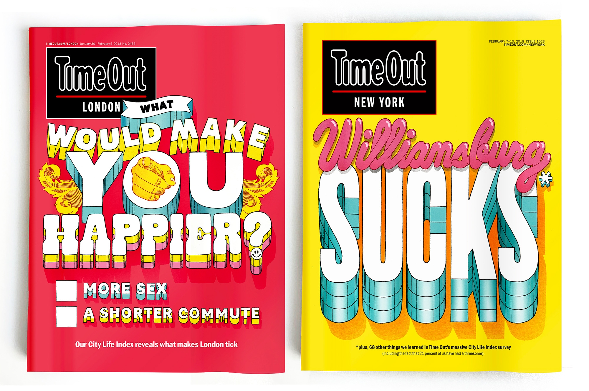 Illustrator Toby Triumph On His Polarising Covers For Time