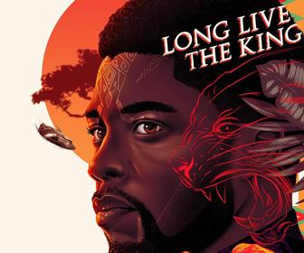How top illustrators create stunning official movie posters for films such as Black Panther, Wonder Woman & Trainspotting