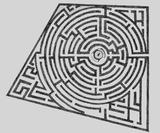 Thibaud Herem on illustrating detailed mazes and labyrinths for Laurence King